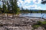 Prášilské jezero 2015 Prasilske Lake